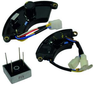 Rectificadores y reguladores de voltaje
